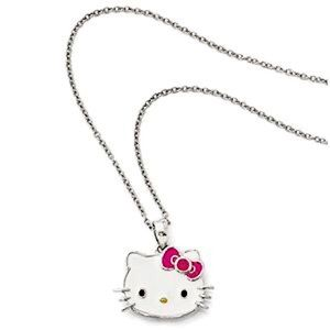 925 Classic Hello Kitty Necklace